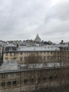 2p Coup de Coeur / Vue Montmartre