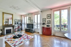 Appartement 92 m2 à Paris Vavin 1 040 000 €